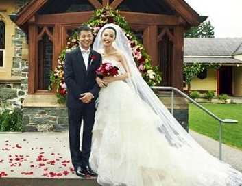 姚晨结婚了吗_姚晨担任新西兰旅游形象大使 婚礼后直接开工